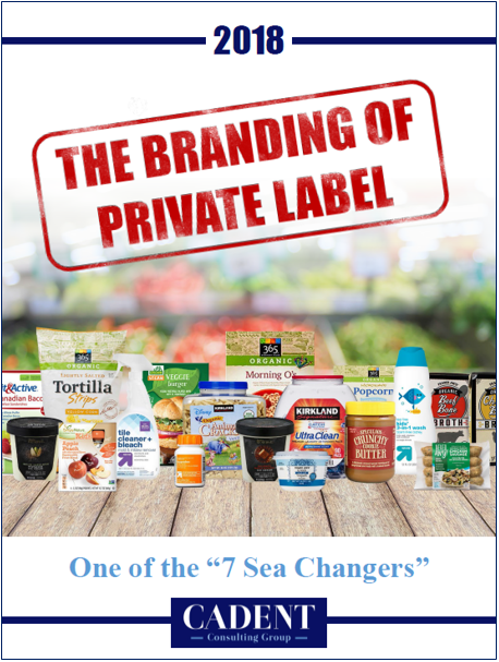The Branding of Private Label